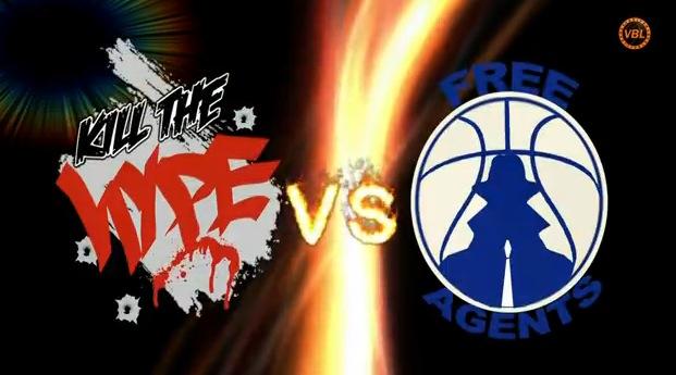 VBL 2010 Season Game- Kill The Hype VS Free agents