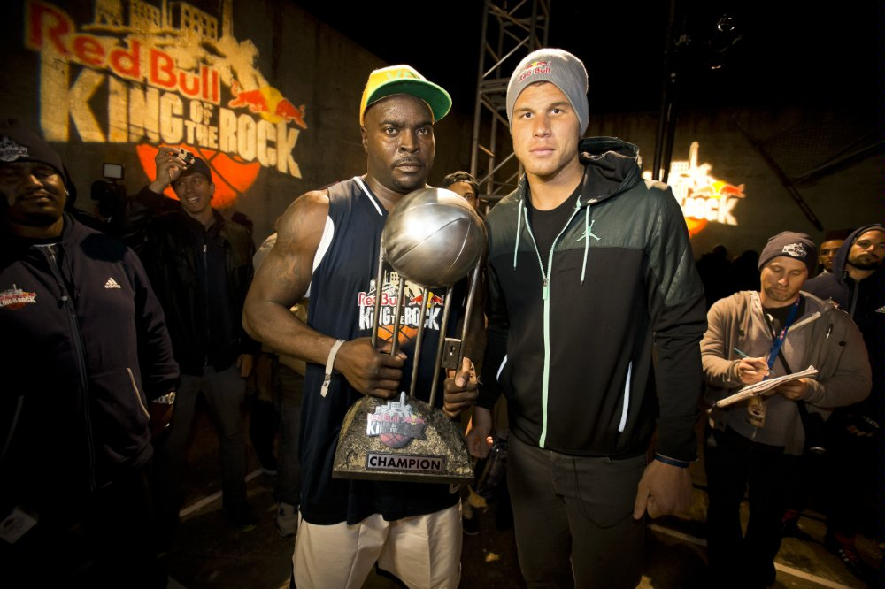 The Beast is crowned Best 1 on 1 player in the world, The King of The Rock