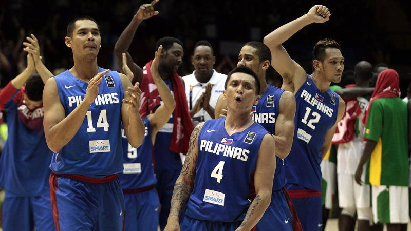 3G's from the Philippines All Star squad looking to import top Players