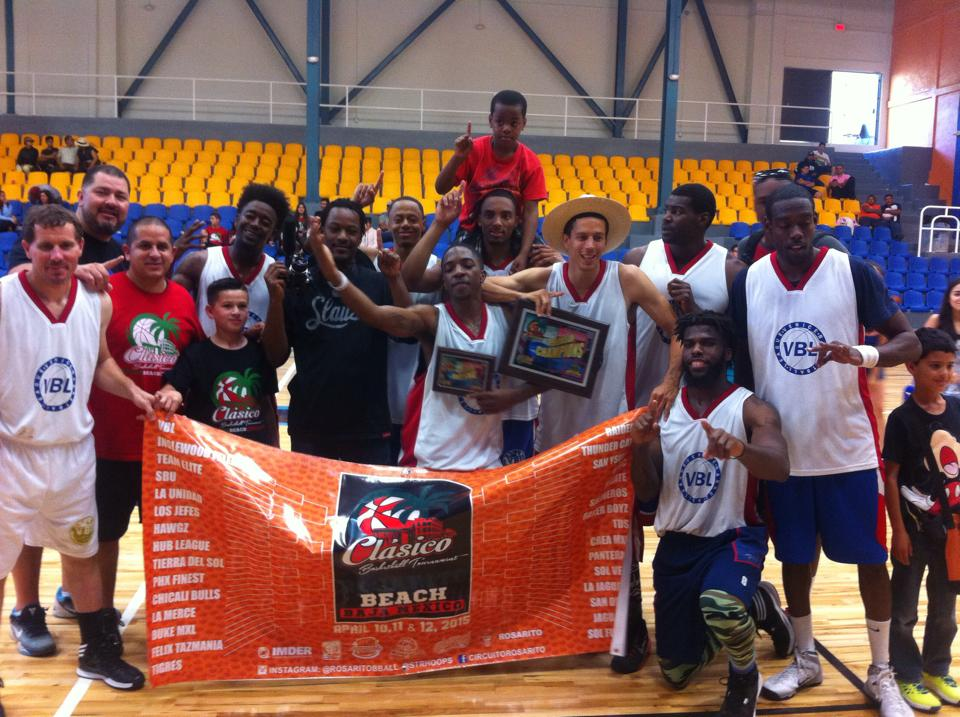 VBL in Mexico put on a show and back to back Champions!!