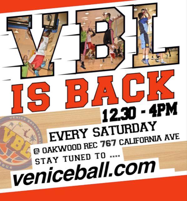 VBL Indoor League is back