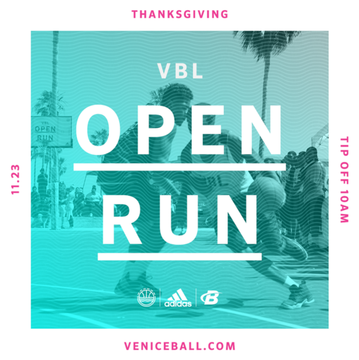 Thanksgiving Day Feast w/ Open Run & Clothing Drive