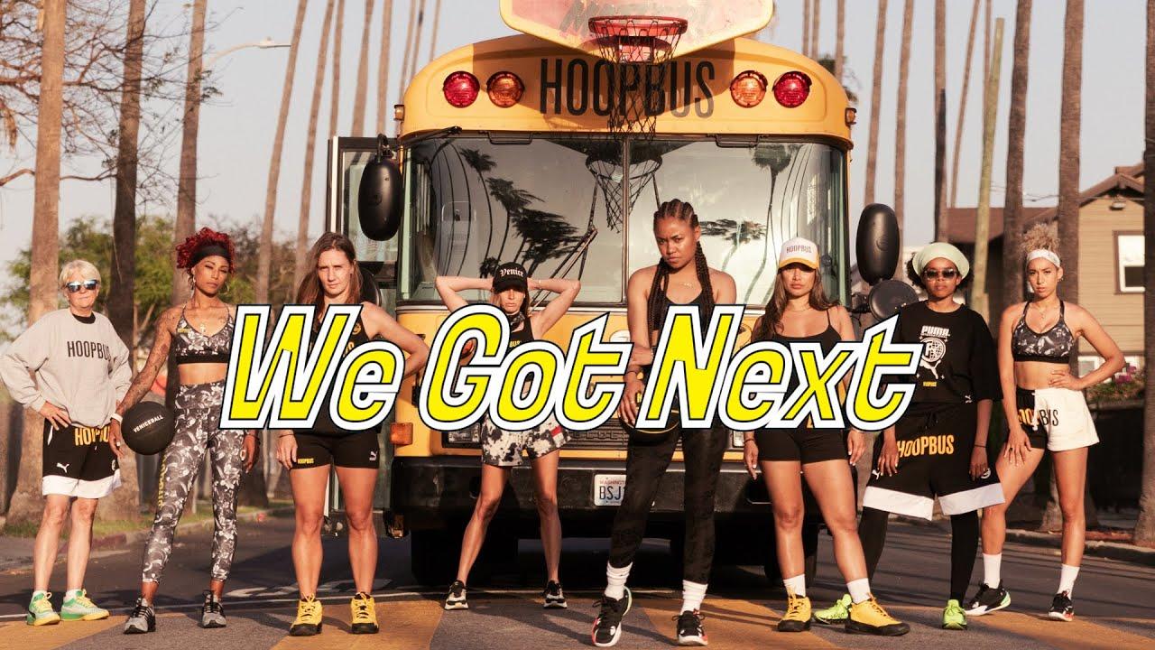 Hoopbus Summer Madness Begins on Juneteenth!