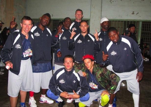 VBL @ King of The Rock Alcatraz 2011