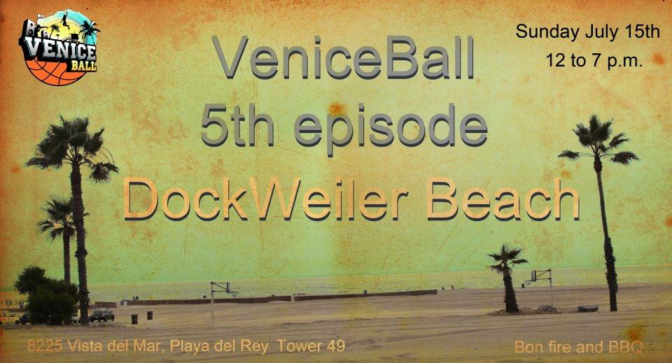 Episode 5 – The Beach Party