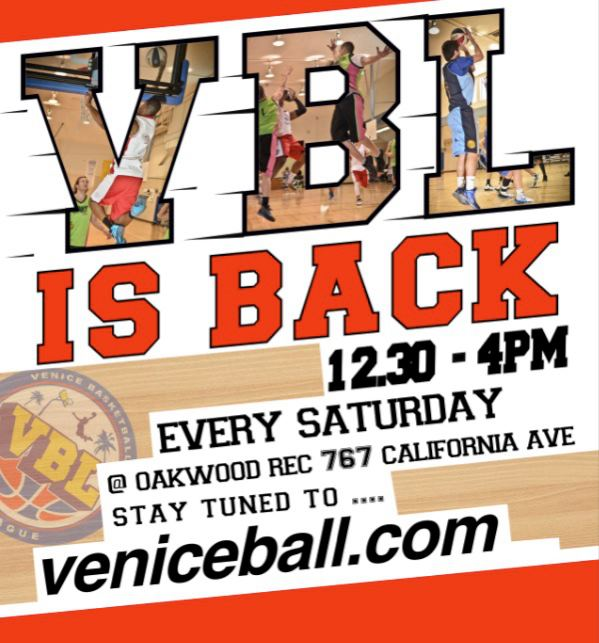VBL Indoor League is back