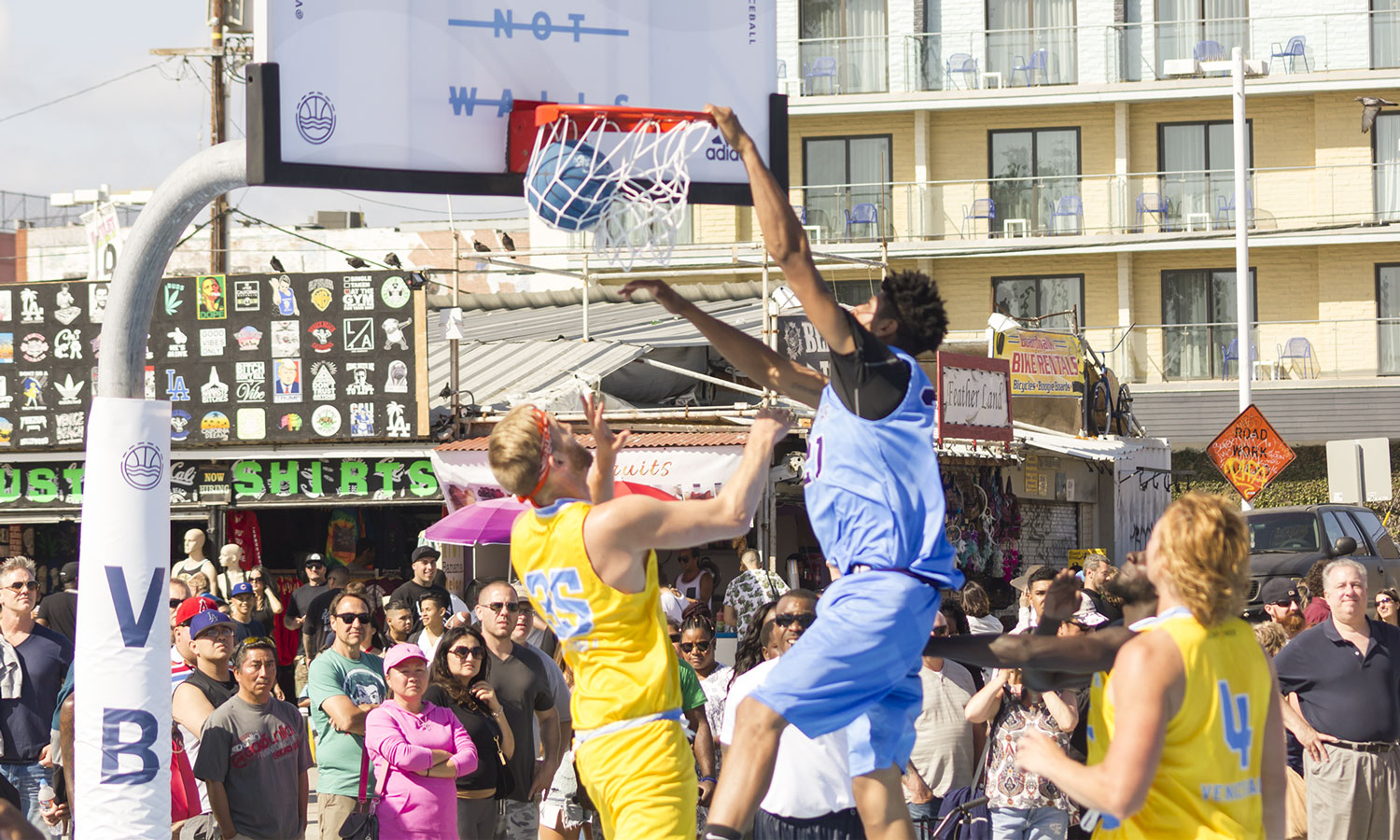 Venice Basketball League Heats Up in 2017 Season's Second Week