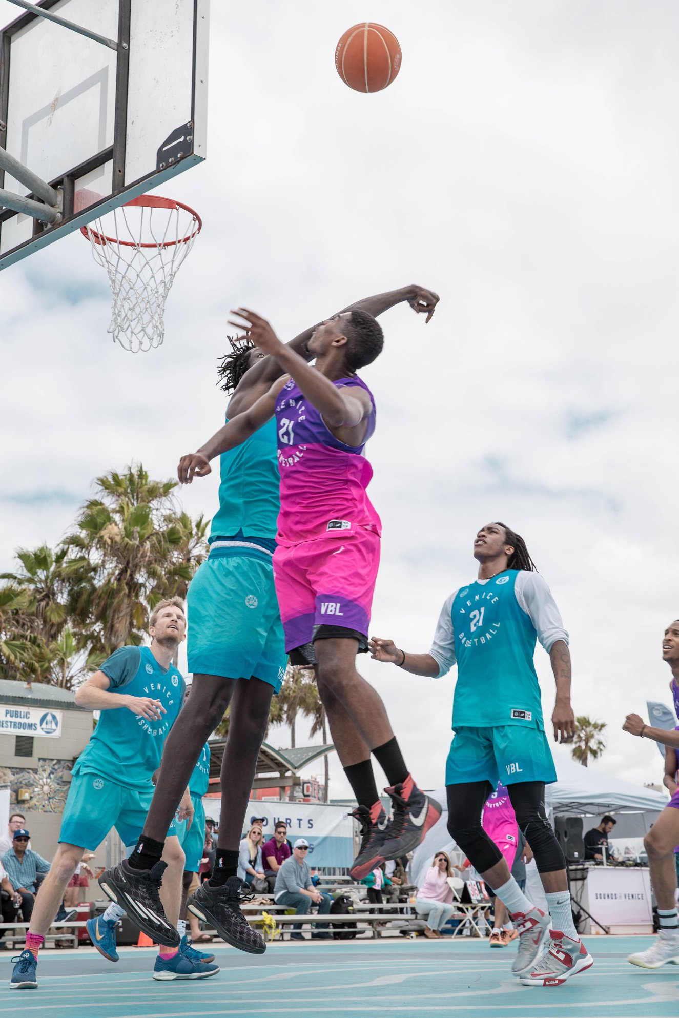 Week 3 Recap – Mamadou throws a block party!