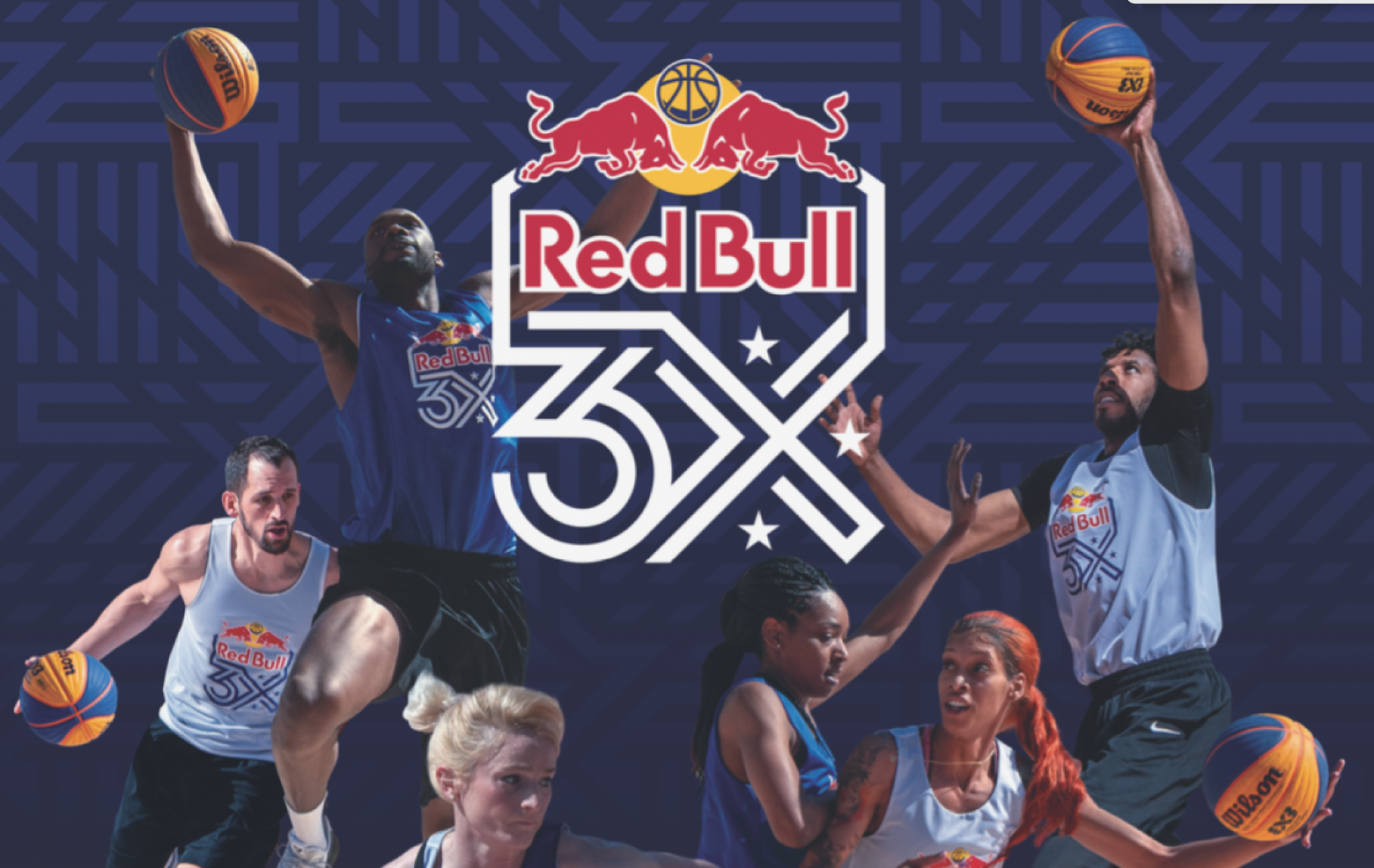 Redbull 3×3 x USA Basketball coming to the Beach